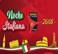 Especial Noche Italiana Ferrari Land PortAventura