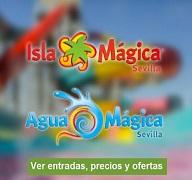 oferta entradas isla magica sevilla